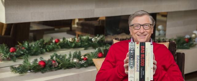Білл Гейтс назвав найкращі книги 2018 року - фото 293427