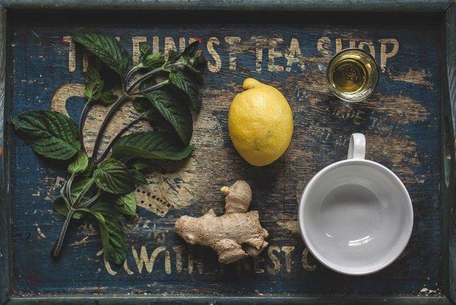 Імбирний чай - фото 293437