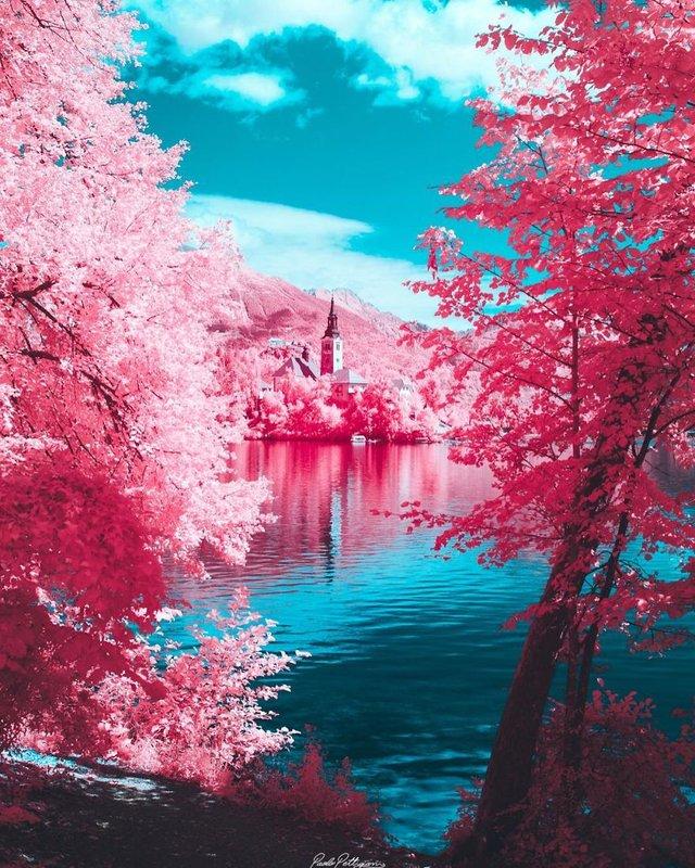 Італієць показує світ у нетипових кольорах: вражаючі фото - фото 293441