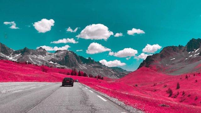 Італієць показує світ у нетипових кольорах: вражаючі фото - фото 293442