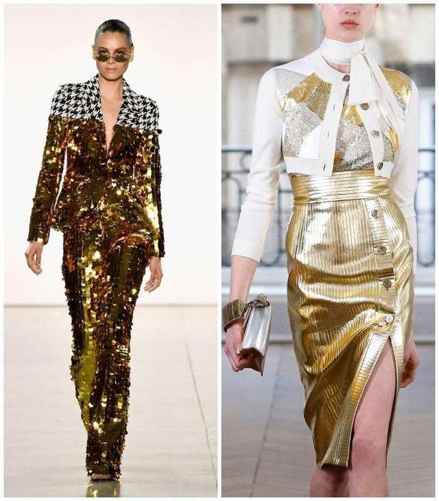 Одяг на Новий рік 2019 для жінок - фото 293542