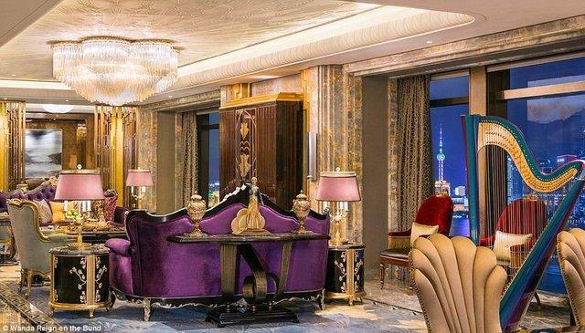 На оздоблення цього готелю витратили понад 500 мільйонів доларів - фото 293554