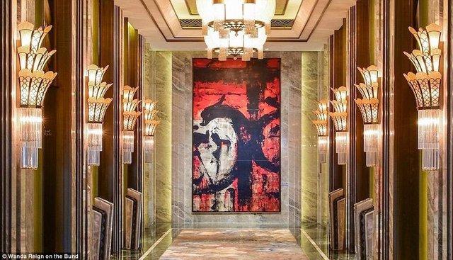 На оздоблення цього готелю витратили понад 500 мільйонів доларів - фото 293557