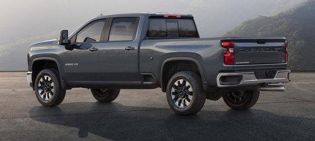 Chevrolet готує найбільш просунутий пікап    - фото 293611