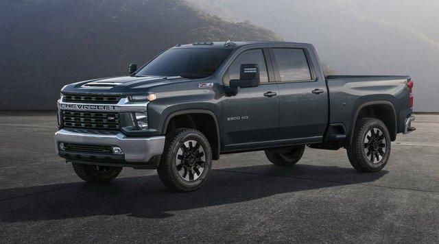 Chevrolet готує найбільш просунутий пікап    - фото 293612