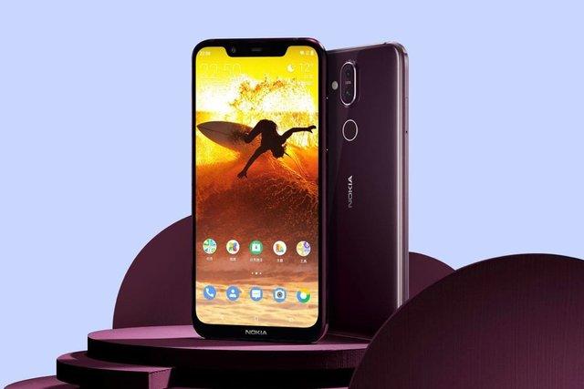 Новенька Nokia 8.1 - фото 293665