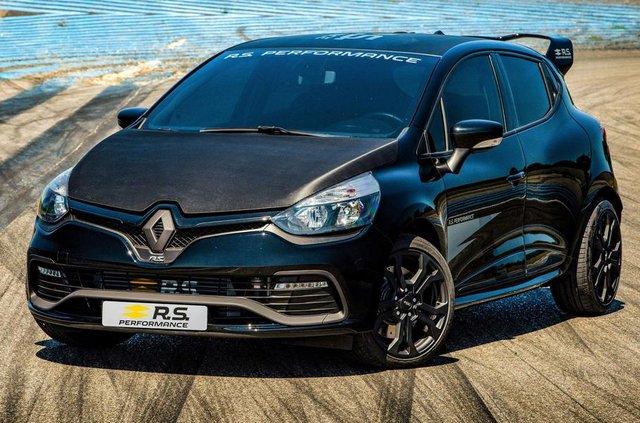 Оновлення для Renault Clio RS - фото 293672
