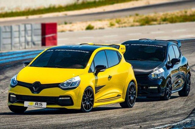 Оновлення для Renault Clio RS - фото 293673
