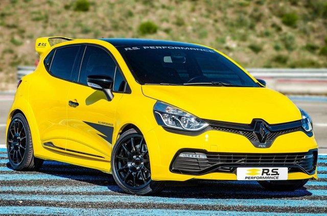 Оновлення для Renault Clio RS - фото 293674