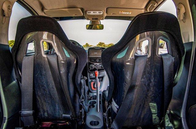 Оновлення для Renault Clio RS - фото 293675