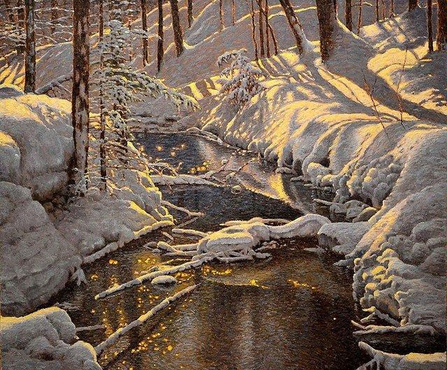 Затишні зимові картини міст, які дарують святковий настрій - фото 293722