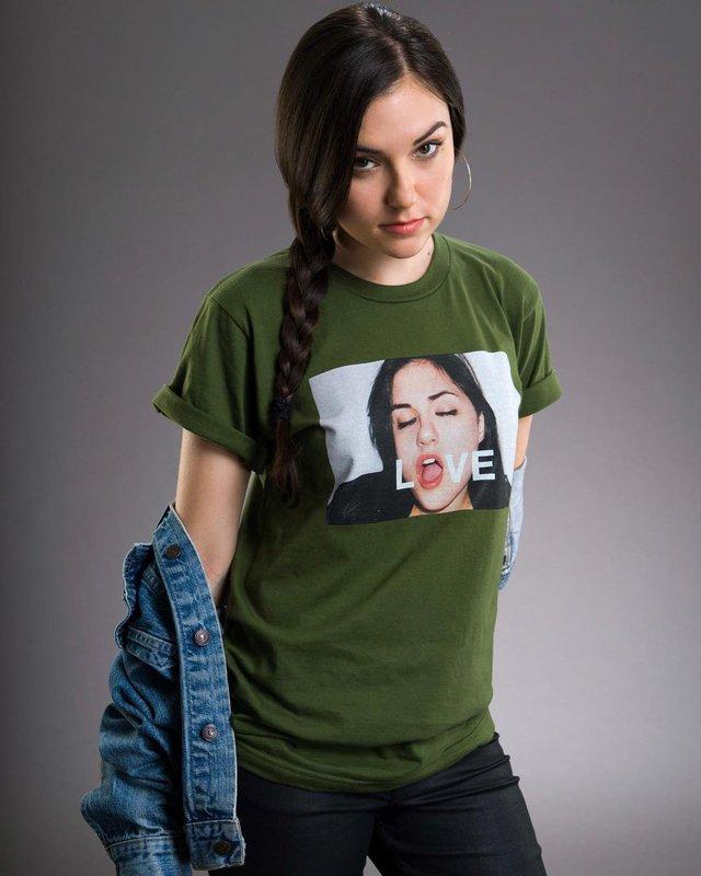 Саша Грей знялася для реклами власного бренду одягу - фото 293812