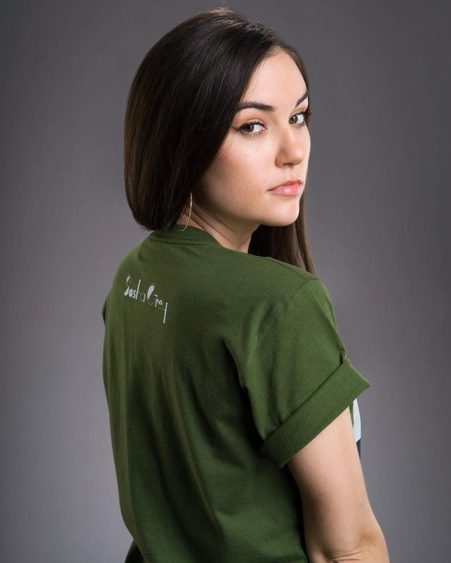 Саша Грей знялася для реклами власного бренду одягу - фото 293813
