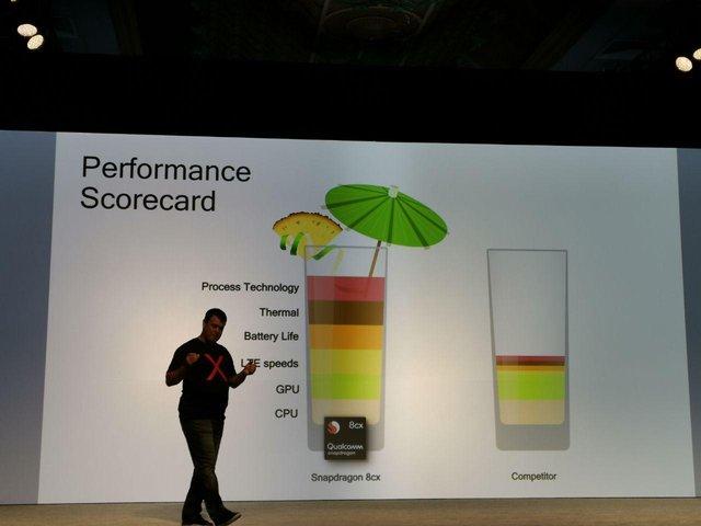 Представлено Snapdragon 8cx: найпотужніший процесор Qualcomm для ноутбуків - фото 293868