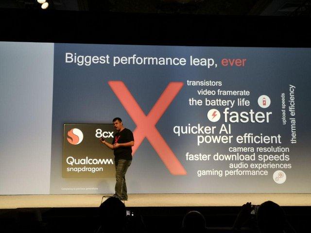Представлено Snapdragon 8cx: найпотужніший процесор Qualcomm для ноутбуків - фото 293870