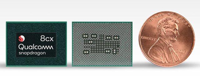 Представлено Snapdragon 8cx: найпотужніший процесор Qualcomm для ноутбуків - фото 293871