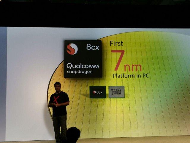 Представлено Snapdragon 8cx: найпотужніший процесор Qualcomm для ноутбуків - фото 293873