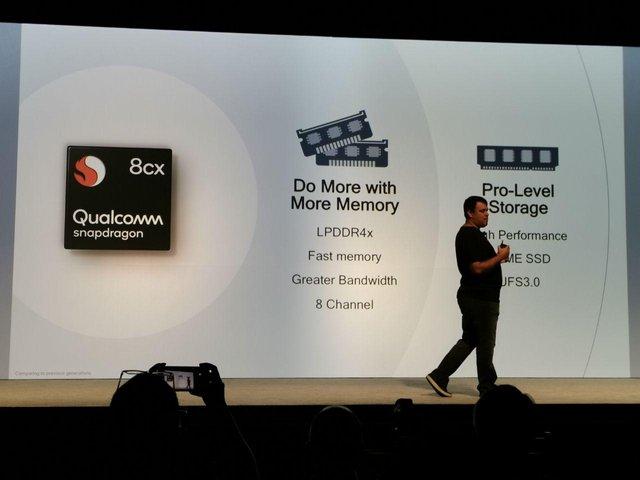 Представлено Snapdragon 8cx: найпотужніший процесор Qualcomm для ноутбуків - фото 293874