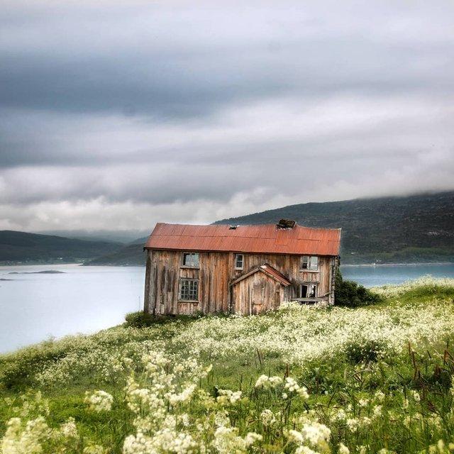 Так виглядає Норвегія за полярним колом: атмосферні знімки - фото 293951