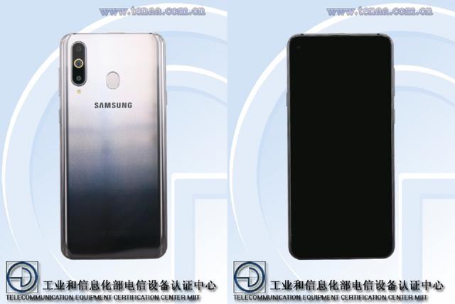 Названі технічні характеристики Samsung Galaxy A8s    - фото 293989
