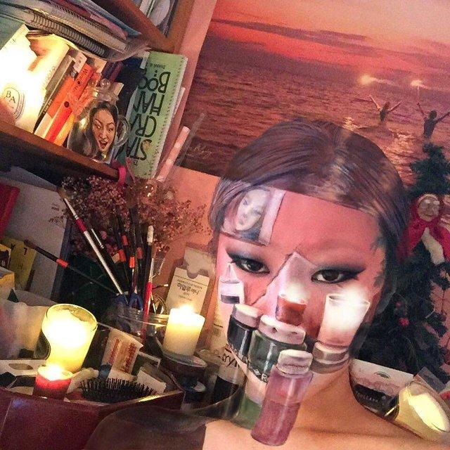 Моторошні оптичні ілюзії, створені за допомогою макіяжу - фото 294032