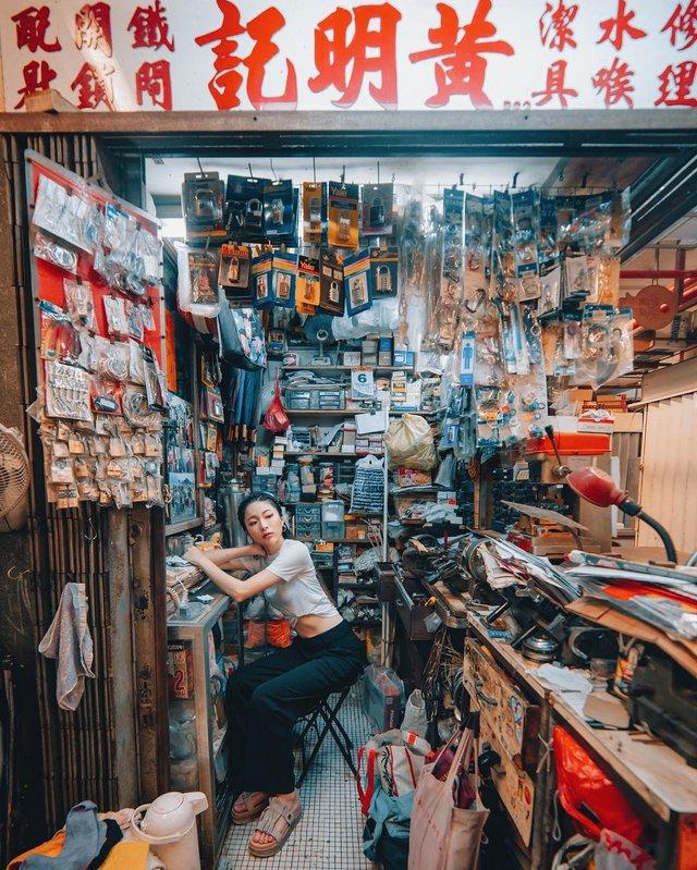 Гонконг у яскравих вуличних фото Дональда Чана - фото 294096
