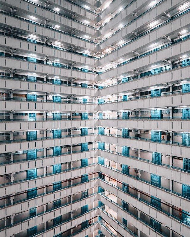 Гонконг у яскравих вуличних фото Дональда Чана - фото 294097