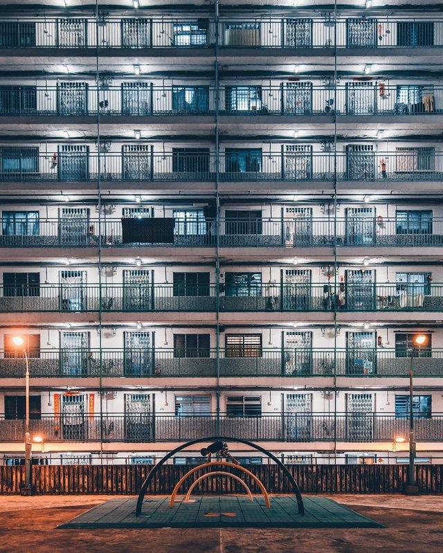 Гонконг у яскравих вуличних фото Дональда Чана - фото 294098