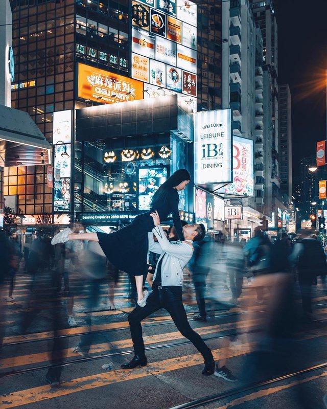 Гонконг у яскравих вуличних фото Дональда Чана - фото 294103