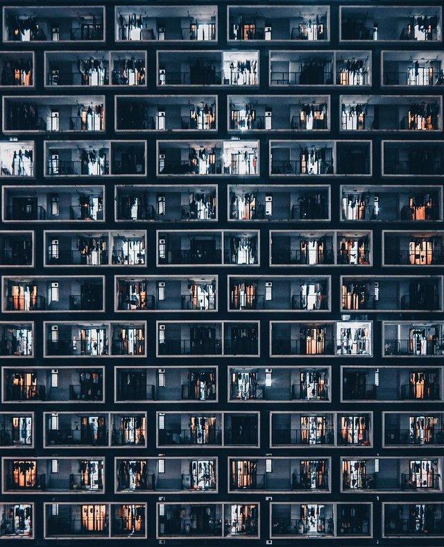 Гонконг у яскравих вуличних фото Дональда Чана - фото 294105