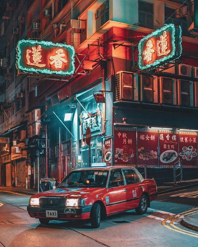 Гонконг у яскравих вуличних фото Дональда Чана - фото 294106