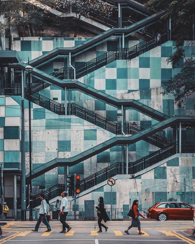 Гонконг у яскравих вуличних фото Дональда Чана - фото 294109
