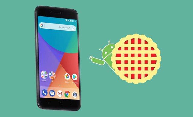 Xiaomi Mi A1 отримав оновлення до Android Pie - фото 294226