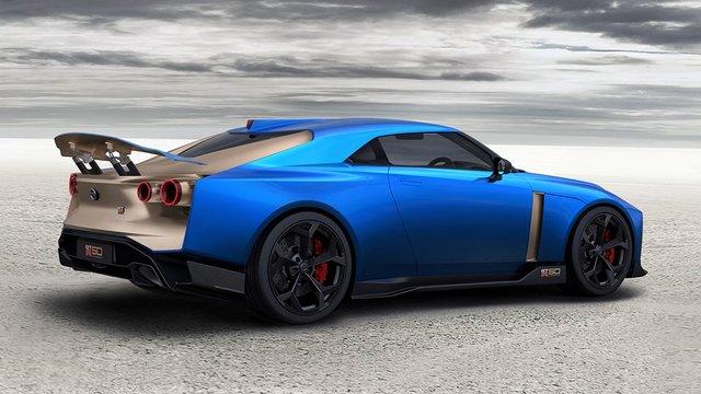 Спеціальний суперкар Nissan GT-R - фото 294382