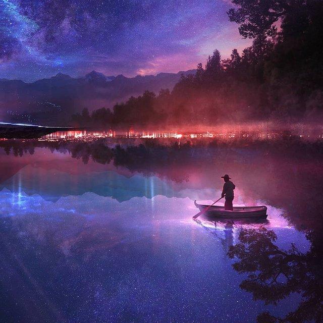 Фантастичні фотоманіпуляції Мартіни Стіпан, які заворожують - фото 294467