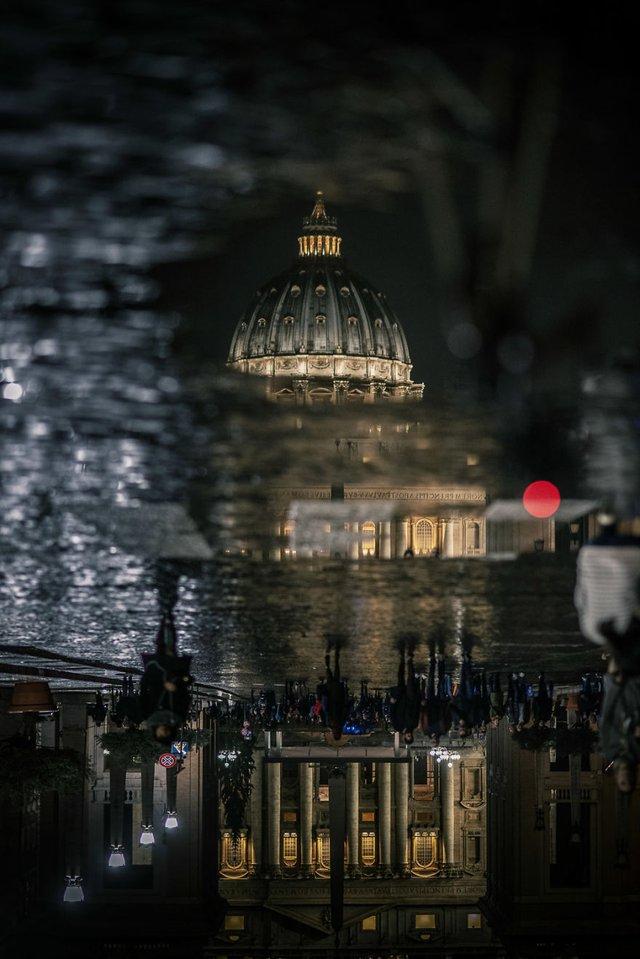 Особлива краса Риму з несподіваного ракурсу: фото - фото 294514
