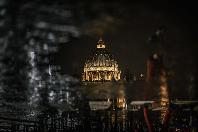 Особлива краса Риму з несподіваного ракурсу: фото - фото 294516