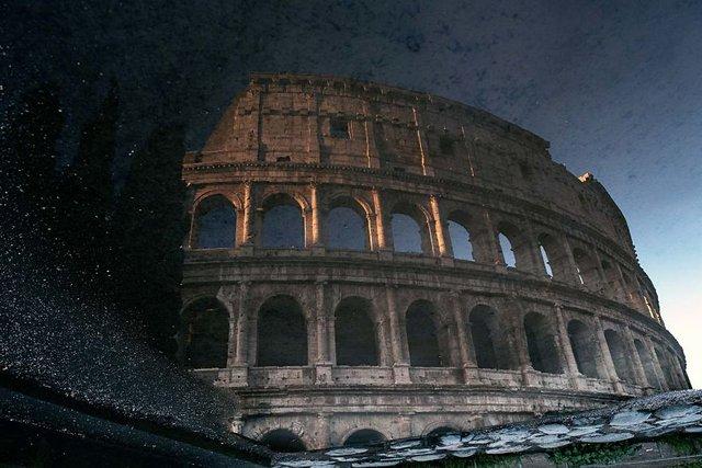 Особлива краса Риму з несподіваного ракурсу: фото - фото 294517