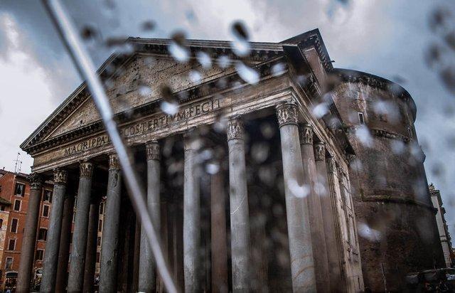 Особлива краса Риму з несподіваного ракурсу: фото - фото 294519