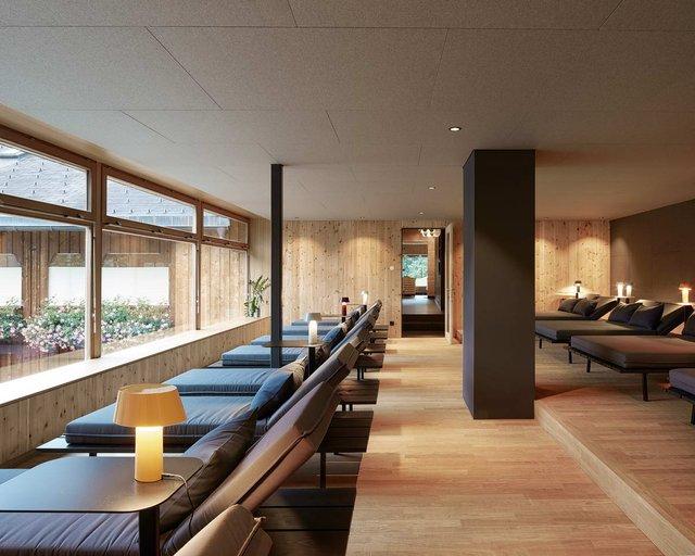 Архітектори створили дім для відпочинку біля Альп: яскраві фото - фото 294536