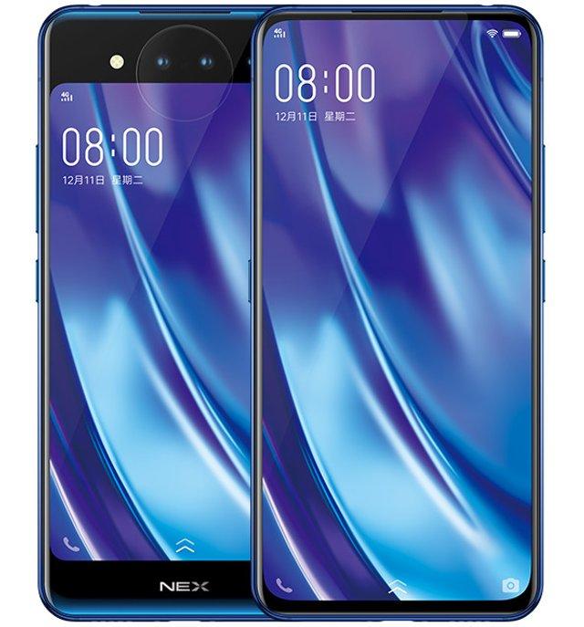 Vivo Nex Dual Display Edition  - фото 294699