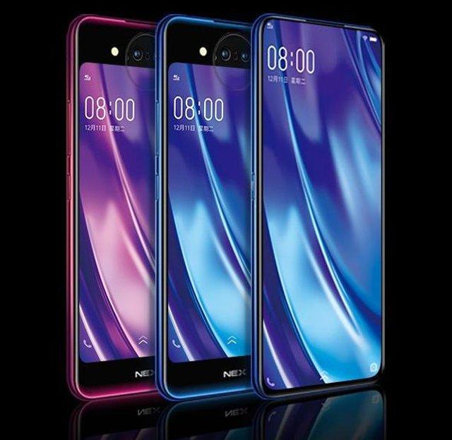 Vivo Nex Dual Display Edition  - фото 294702