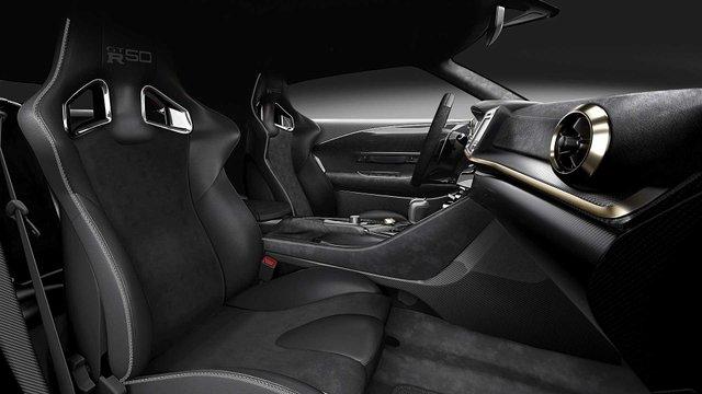 Nissan випустить потужний лімітований суперкар - фото 294827