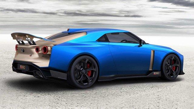 Nissan випустить потужний лімітований суперкар - фото 294828
