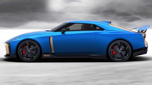 Nissan випустить потужний лімітований суперкар - фото 294829