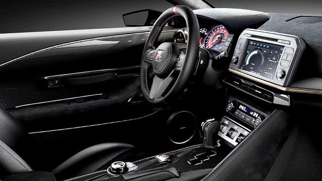 Nissan випустить потужний лімітований суперкар - фото 294830