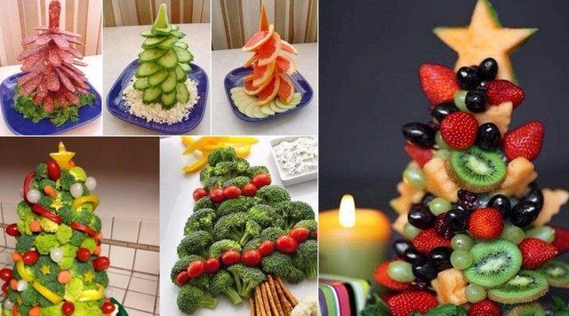 Варіанти подачі фруктів - фото 294894