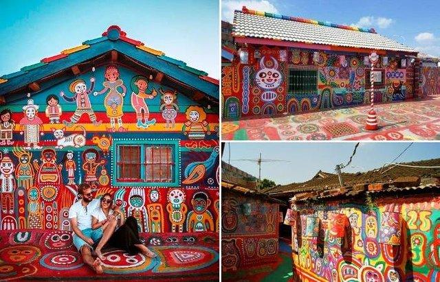 96-річний художник врятував від зникнення ціле село - фото 294966
