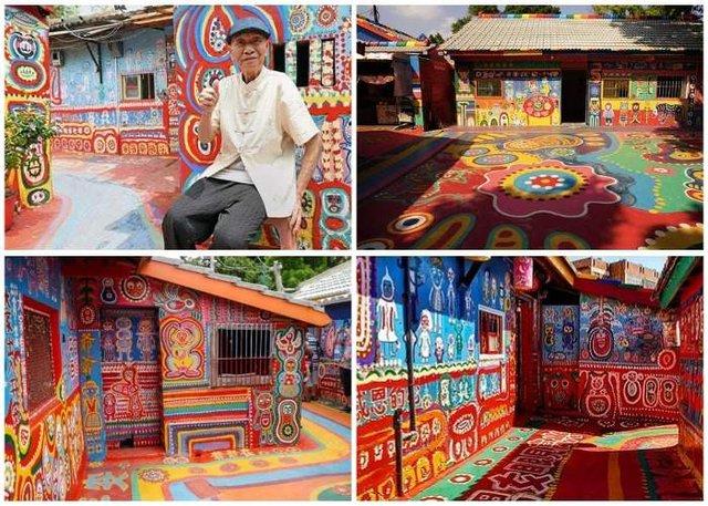 96-річний художник врятував від зникнення ціле село - фото 294975