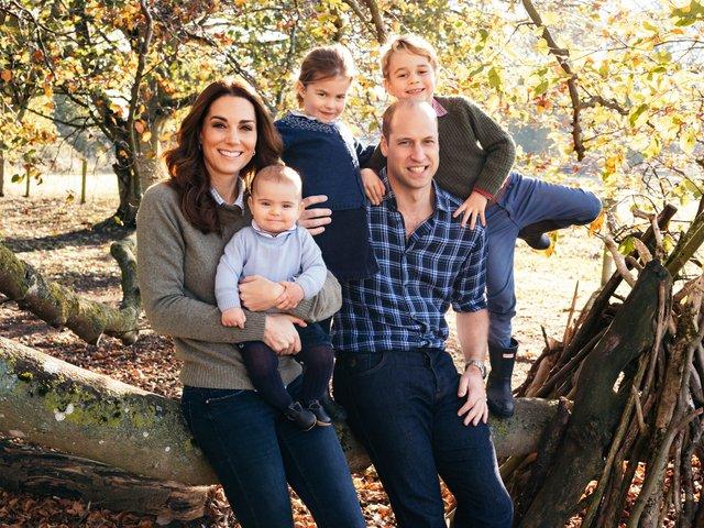 Сім'я принца Вільяма і Кейт Міддлтон - фото 295255